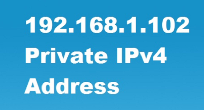 192.168.1.102 IP Address