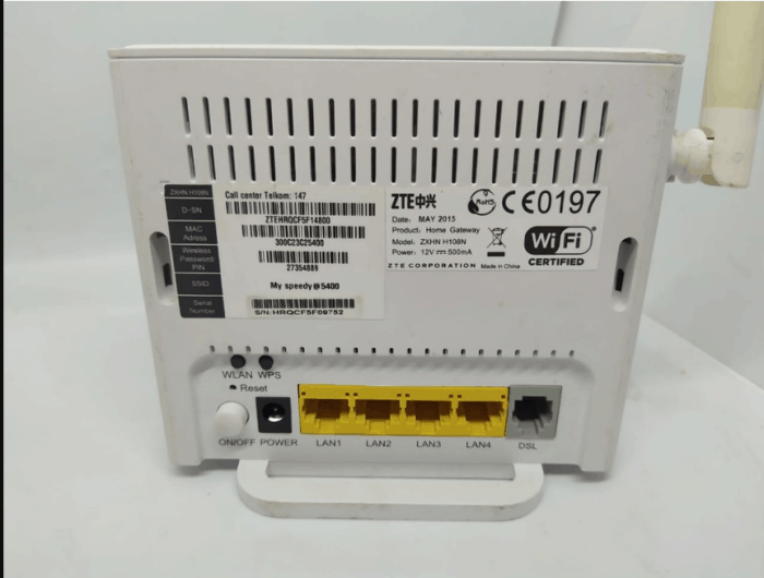 Router back