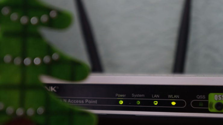 iBall router login